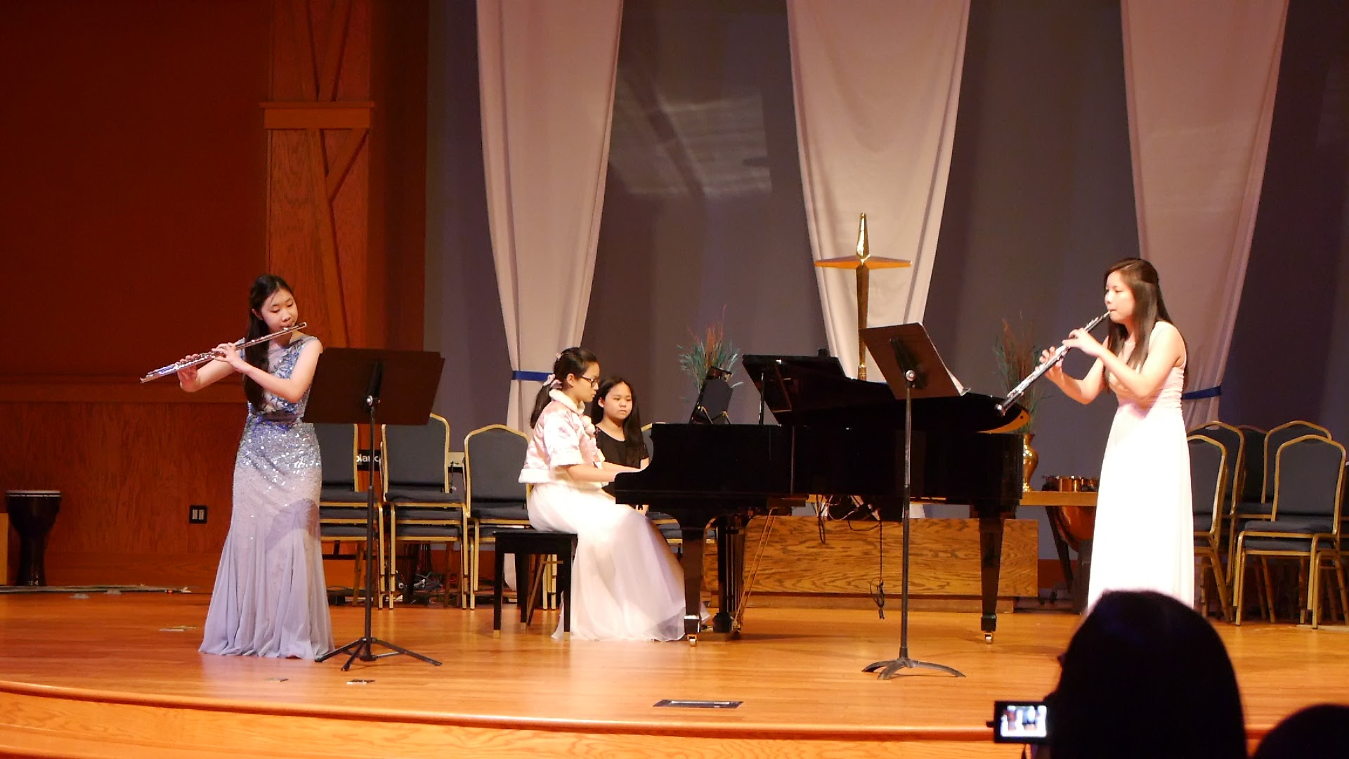 The Goepfart Trio for flute, oboe, and piano
