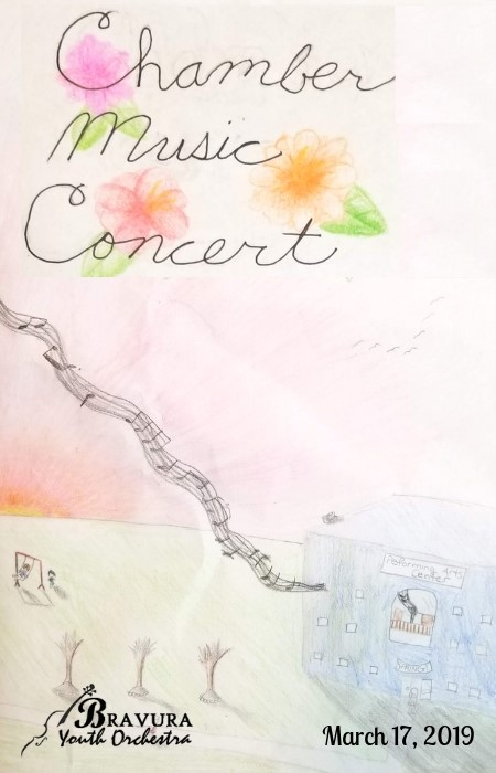 CHAMBER MUSIC CONCERT - MARCH 17, 2019PRINCETON ALL SAINTS CHURCH