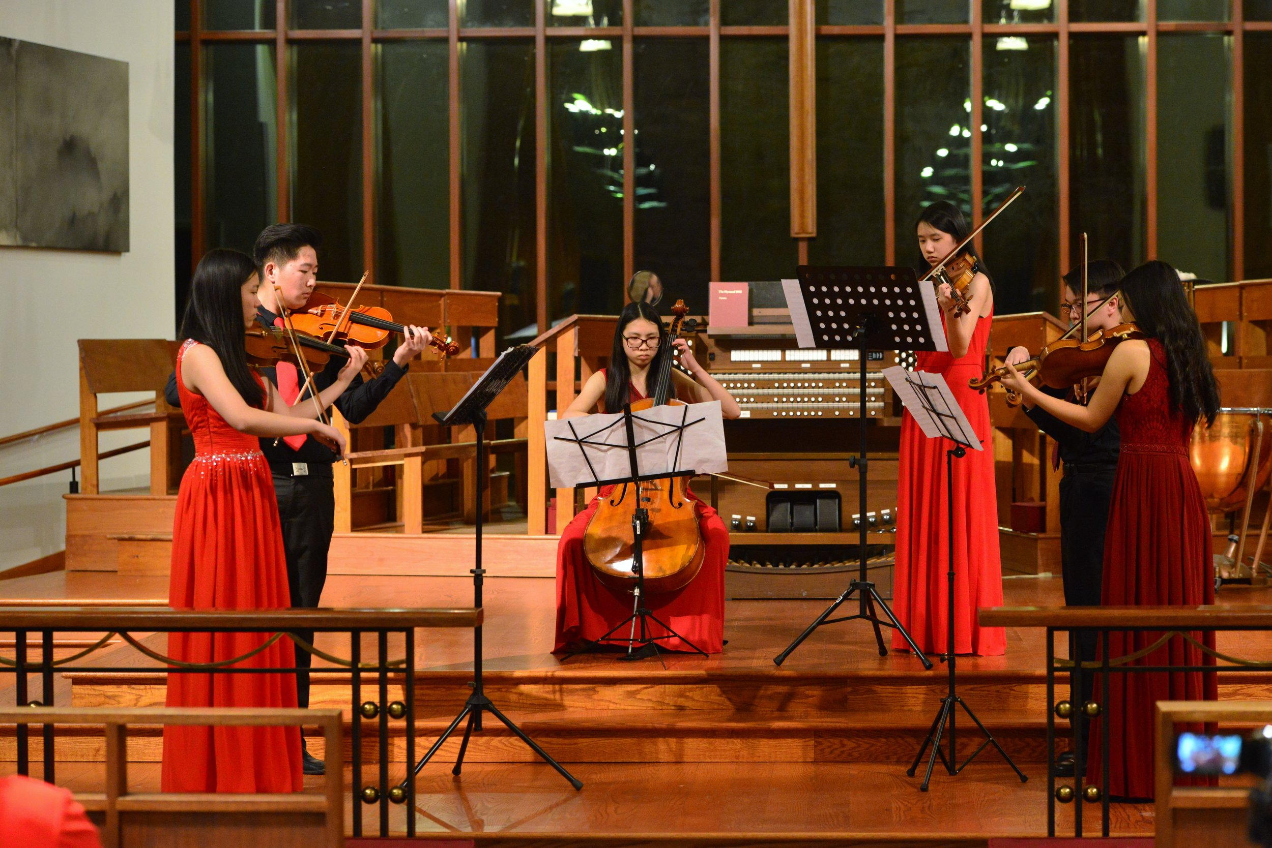 Beethoven Strings Quartet No. 4 in C minor