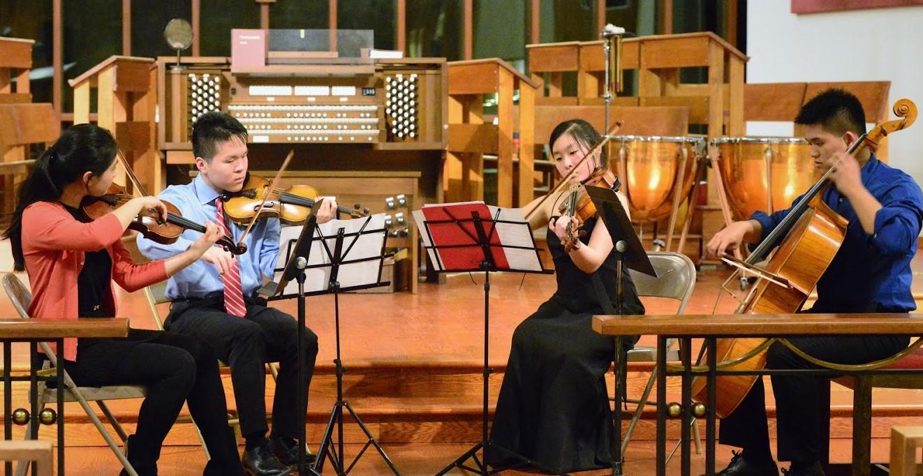 Haydn String Quartet No. 4 in G minor