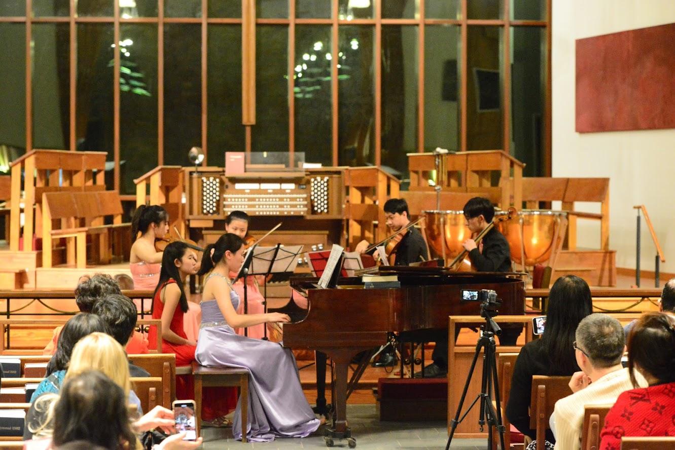 Schumann Piano Quintet in Eb major