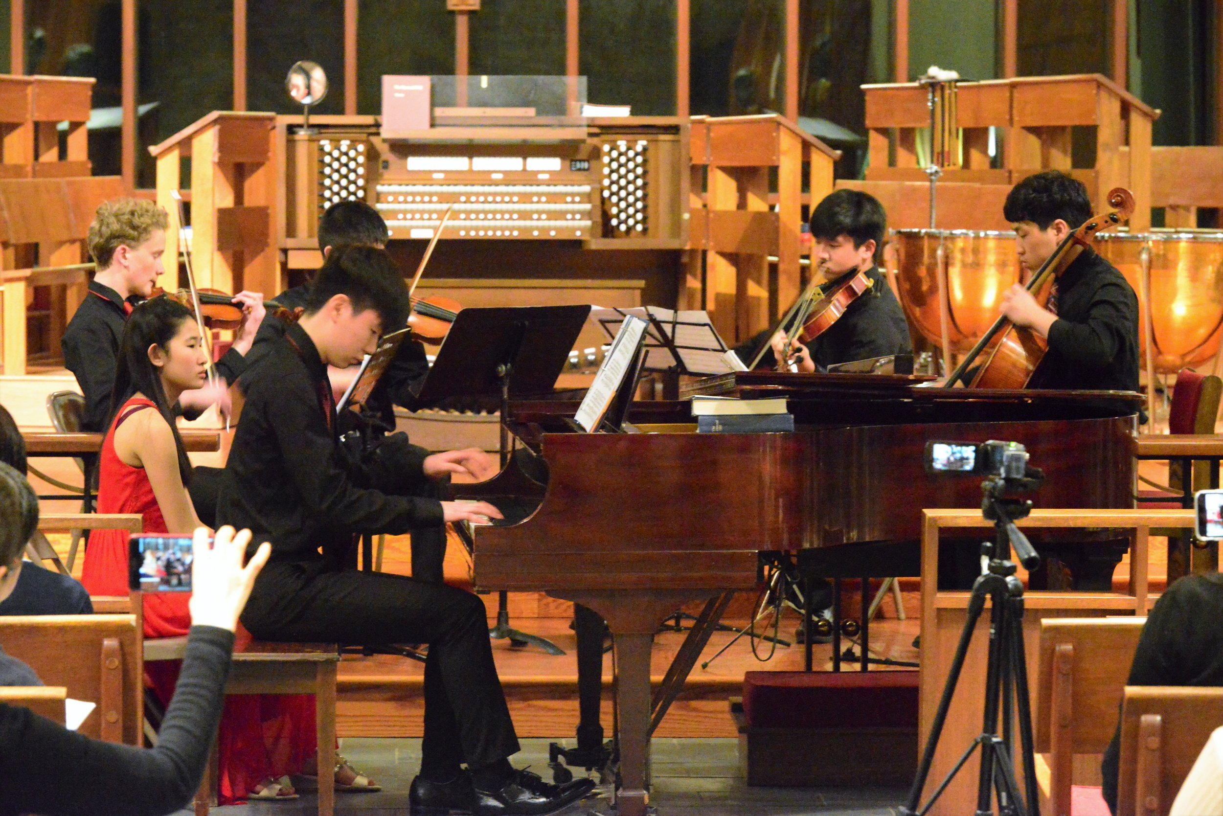 Dvorak Piano Quintet No. 2
