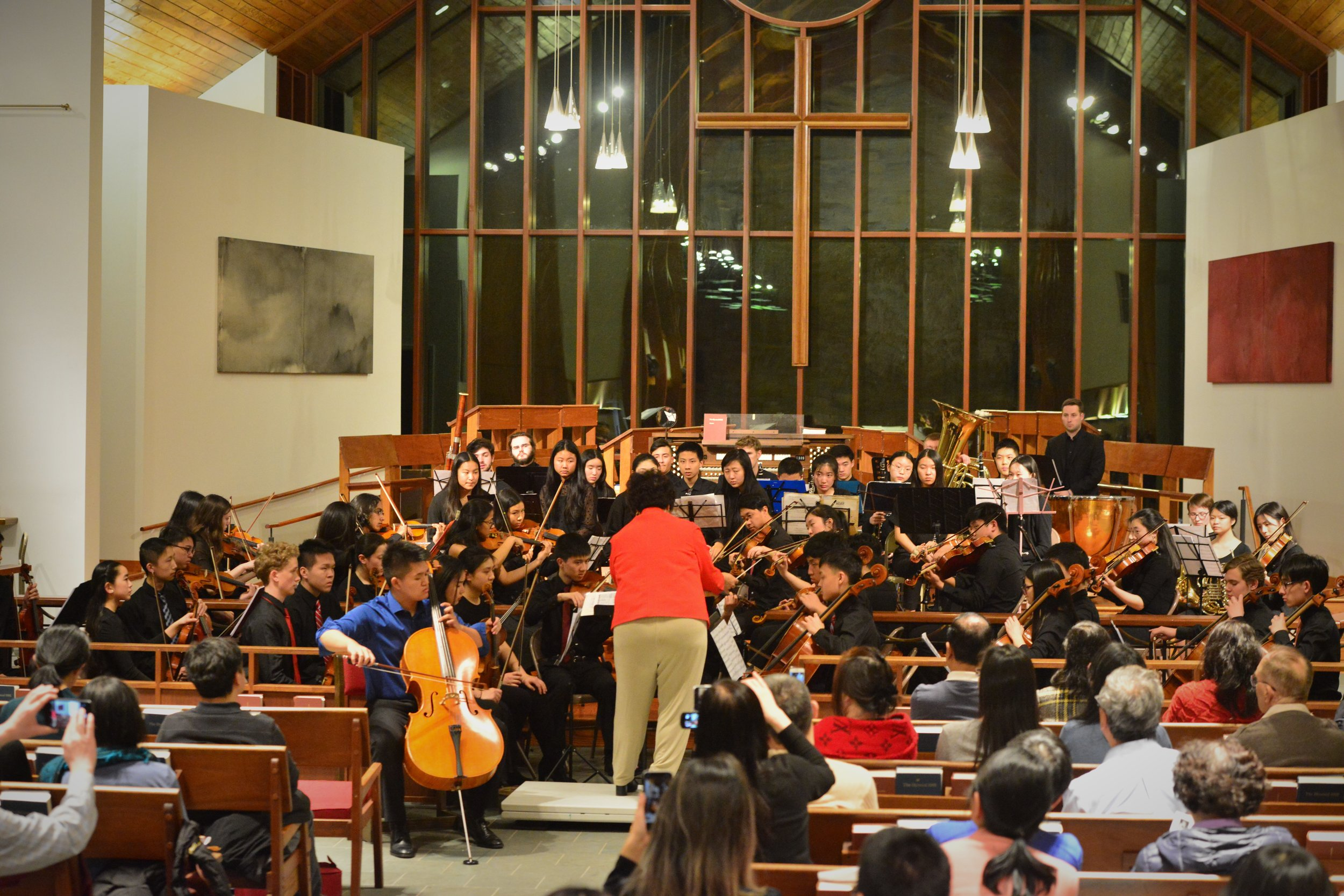 Elgar Cello Concerto, performed by Richard Yuan