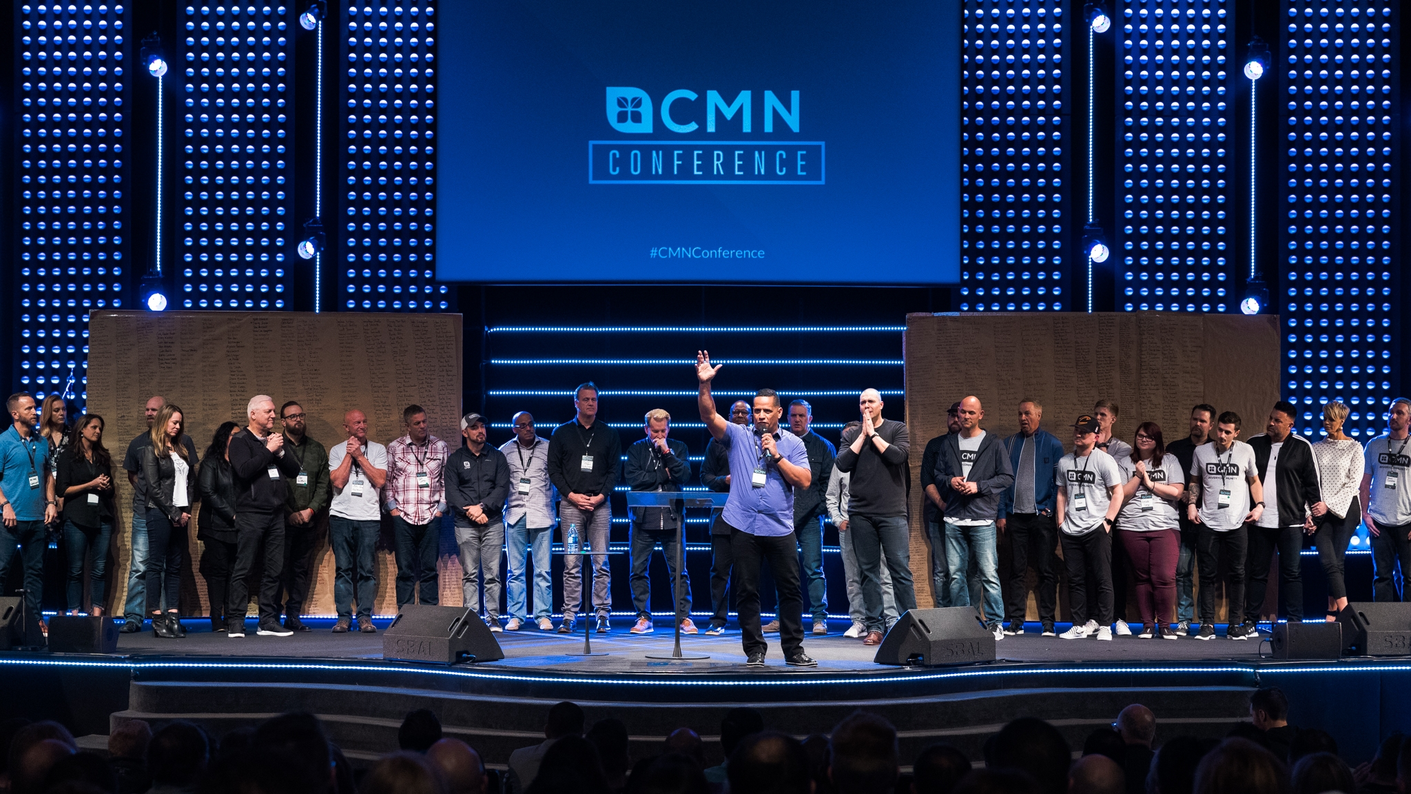 "Last year's CMN Conference was attended by roughly 1,200 people at Calvary Church in Dallas, TX. Feedback from the event was overwhelmingly positive, with attendees citing the ""family feel,"" encouraging speakers, and excellence of the conference experience."