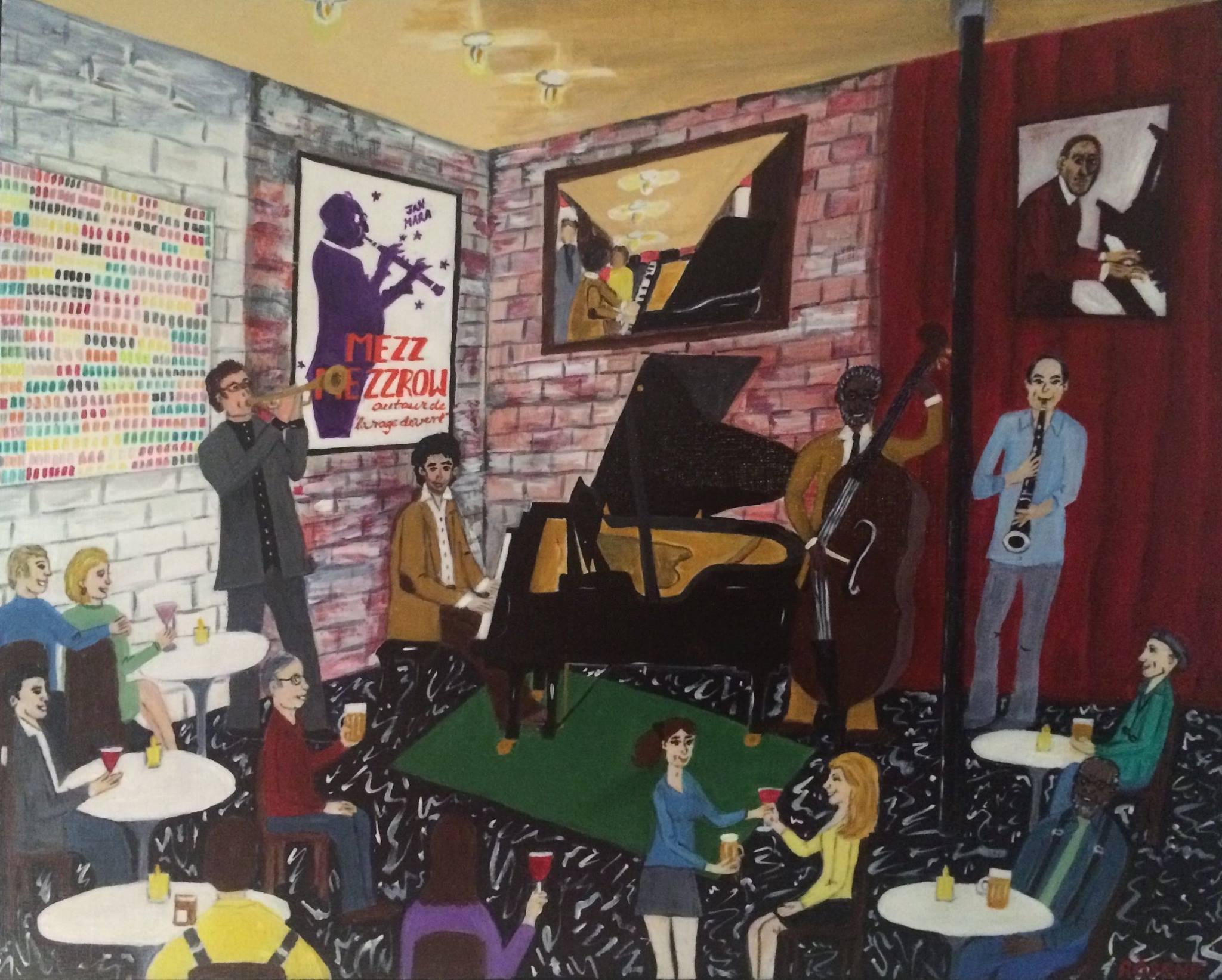 Mezzrow Jazz Club