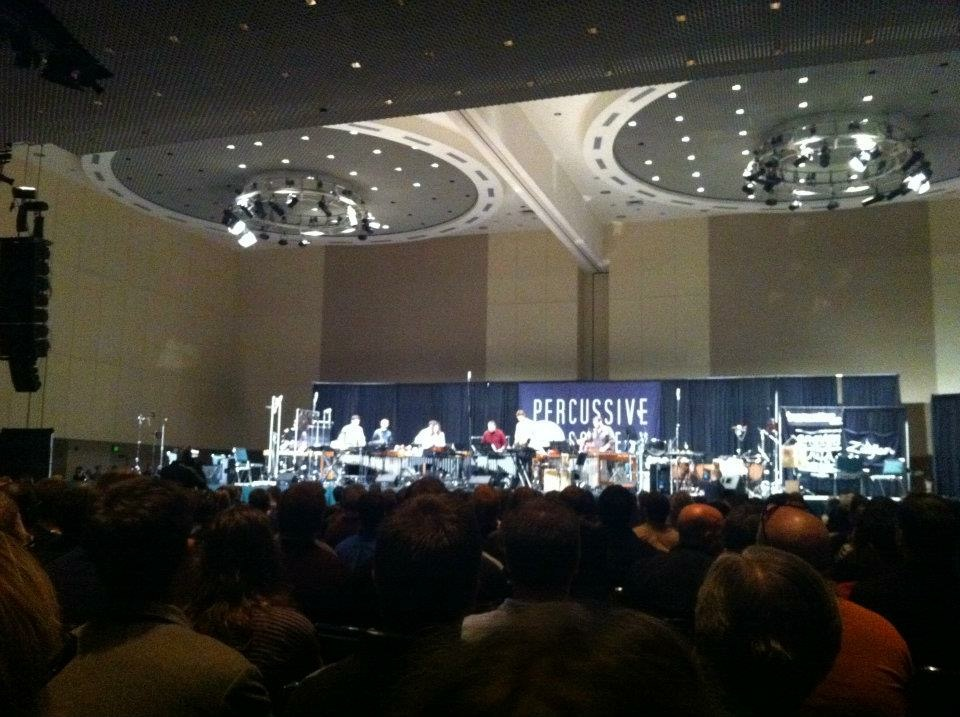 PASIC Showcase Concert