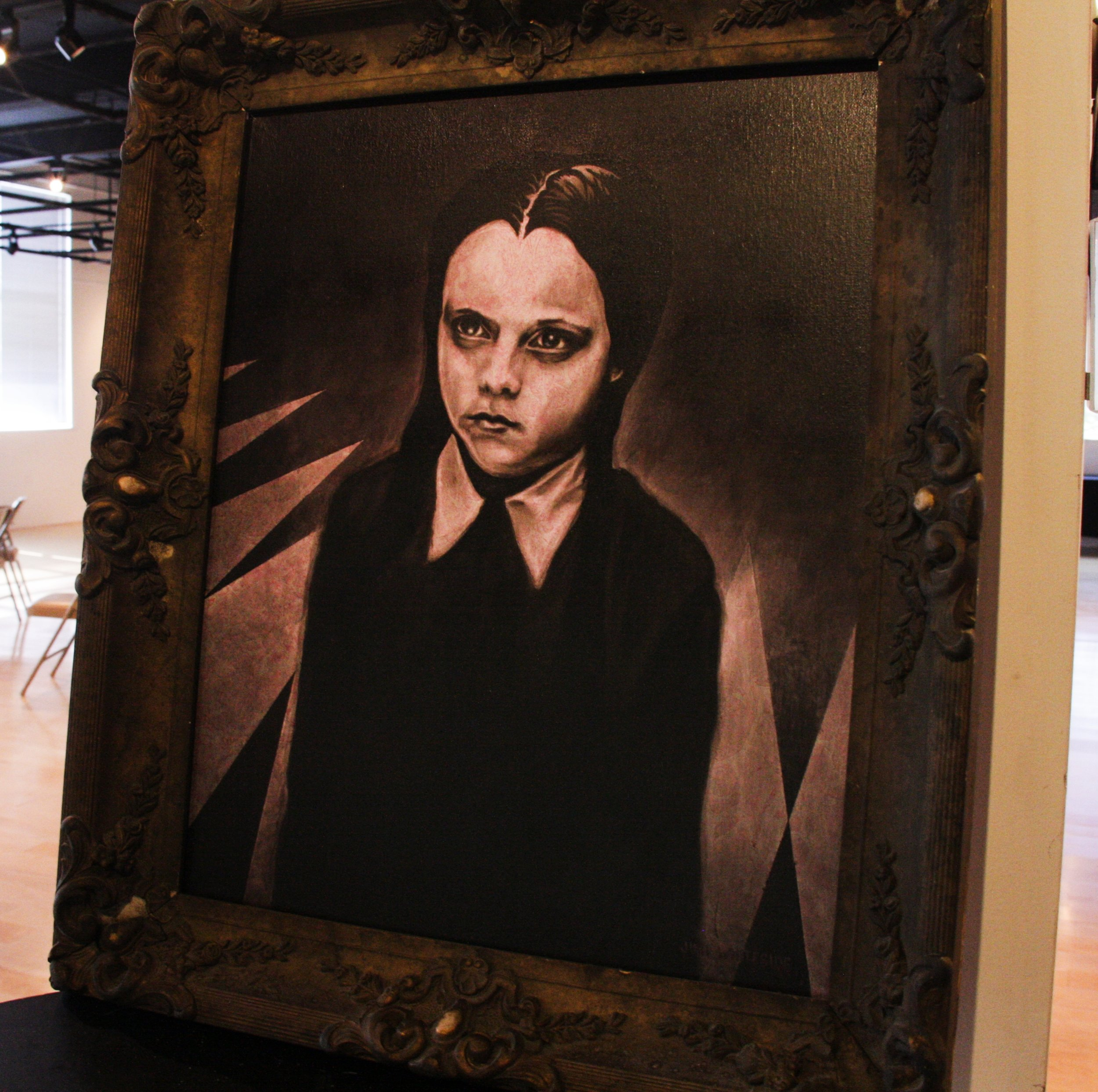 Jimi W Portrait of Wednesday Adams.jpg