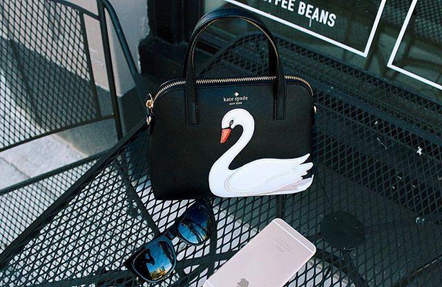 #SwanBag 🦆😄 | Missed ya'll 👋🏾☺️😘 #ripks