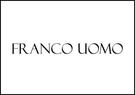 Franco Uomo   has you covered for all your menswear needs. Tell them 100|OCT sent you!