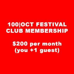 All 100|OCT Festivals - 2019