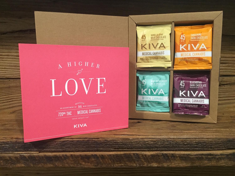 Valentines Day chocolate box from Kiva - $40