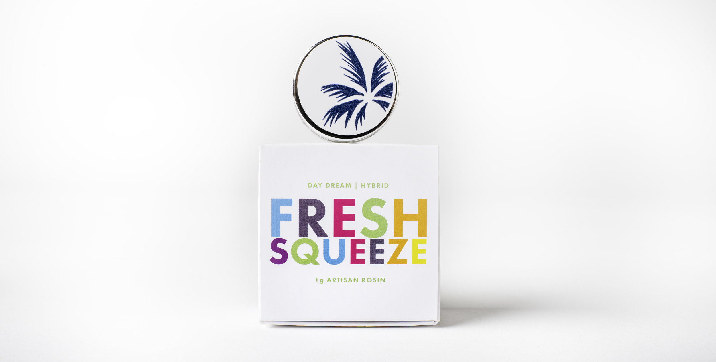 LOUD. NATURAL. TERPY. Caliva's Fresh Squeeze rosin is filled with tasty terpenes.