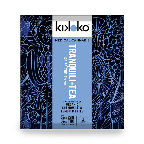 Wind down your day with some Tranquili-Tea from Kikoko.