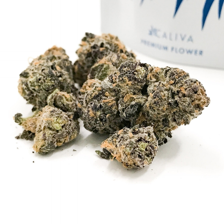 Caliva Collection GDP contains more than 15% THC.