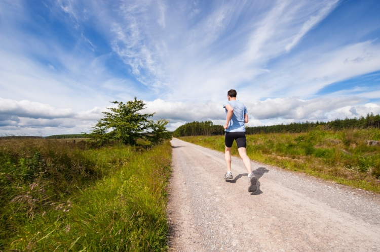 Exercising can help reduce the amount of THC in your system.