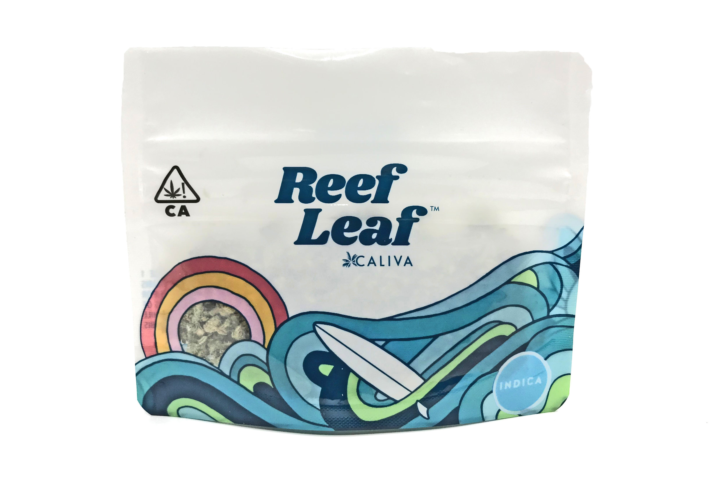 Reef Leaf - Indica