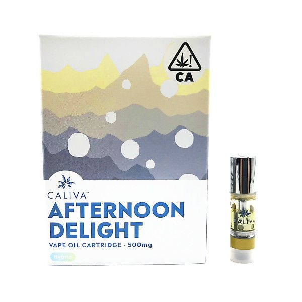 Caliva Afternoon Delight Vape Cartridge