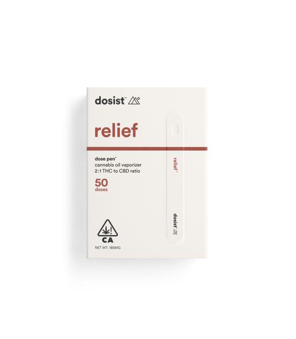 Dosist Relief 50 Vape Pen