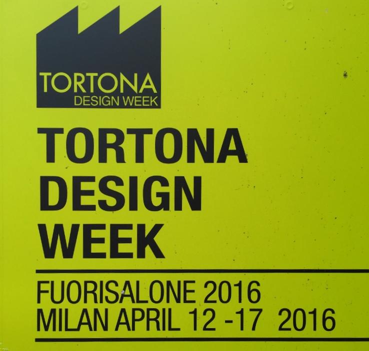Fuori Salone 2016 / Tortona Design Week