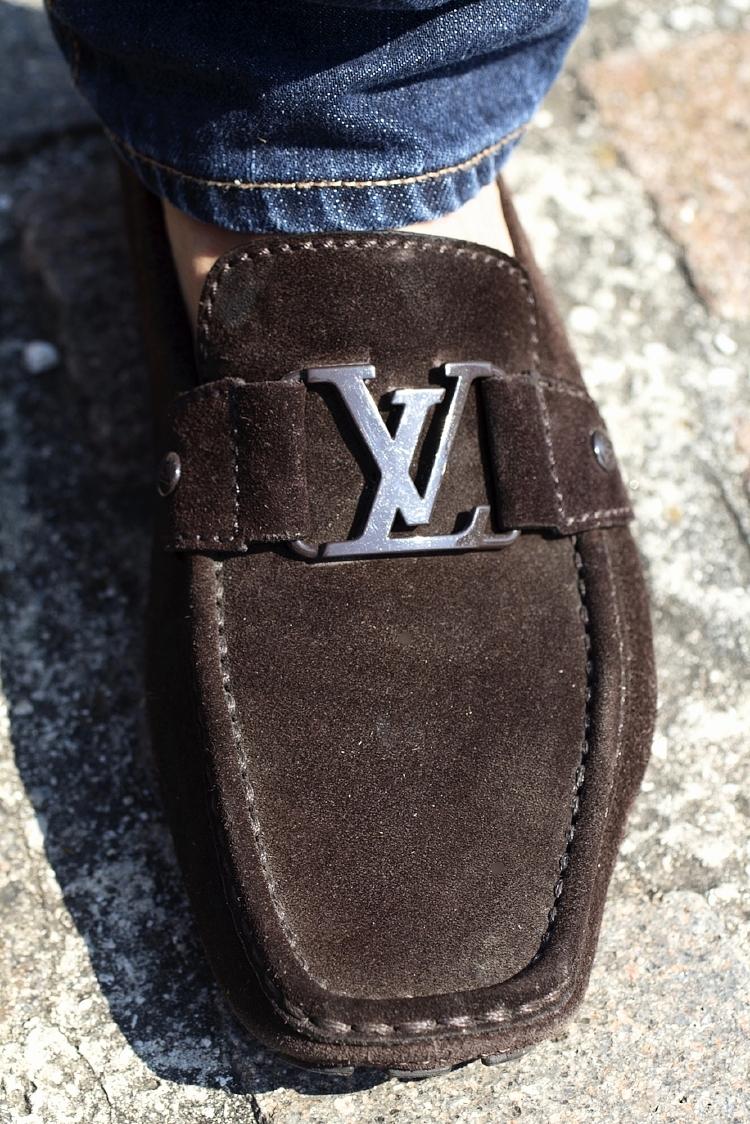 Stefano Zulian / Louis Vuitton Loafers