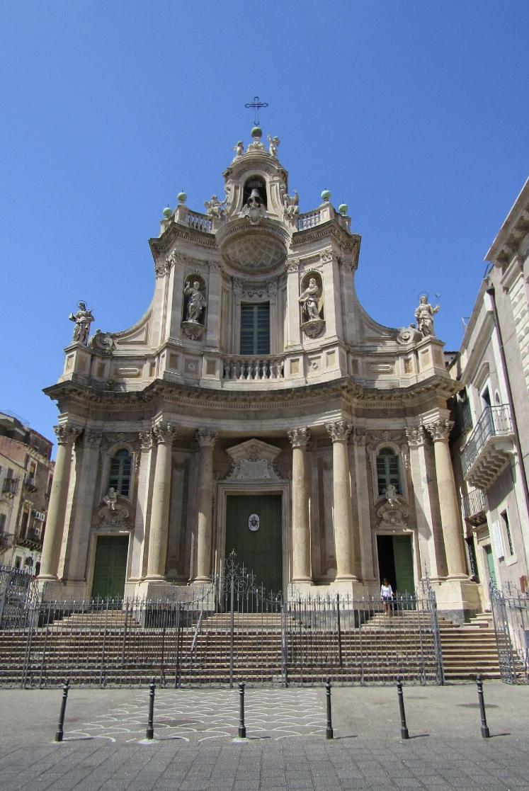 Santa maria Dell'Elemosina / Catania