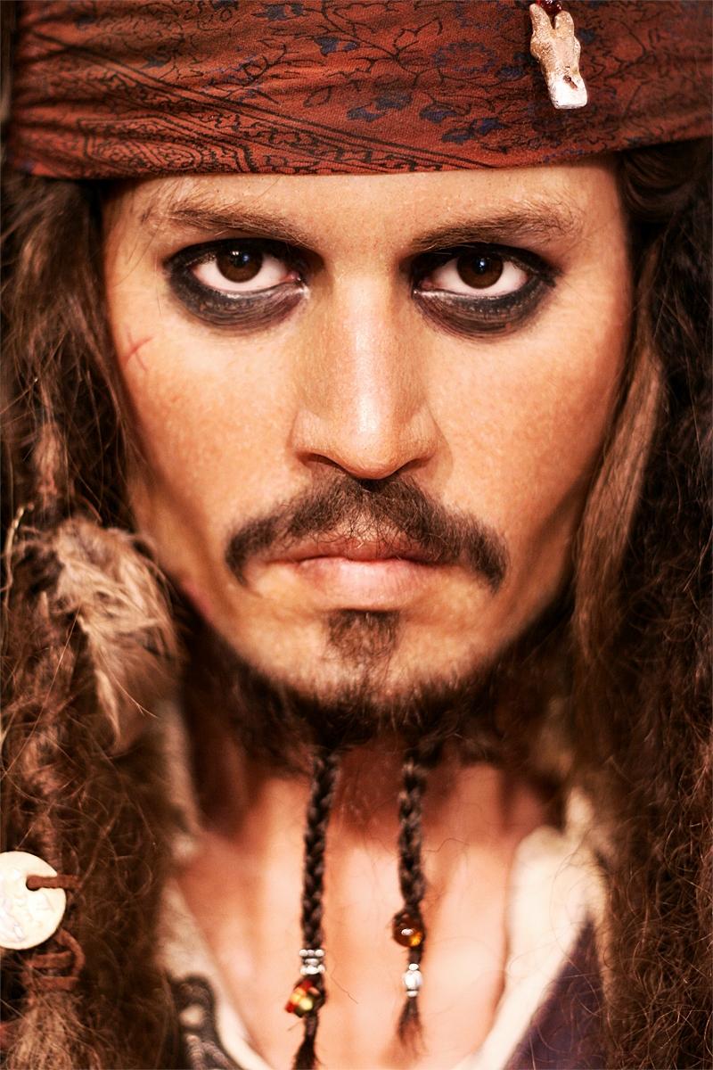 Jack Sparrow / Johhny Deep