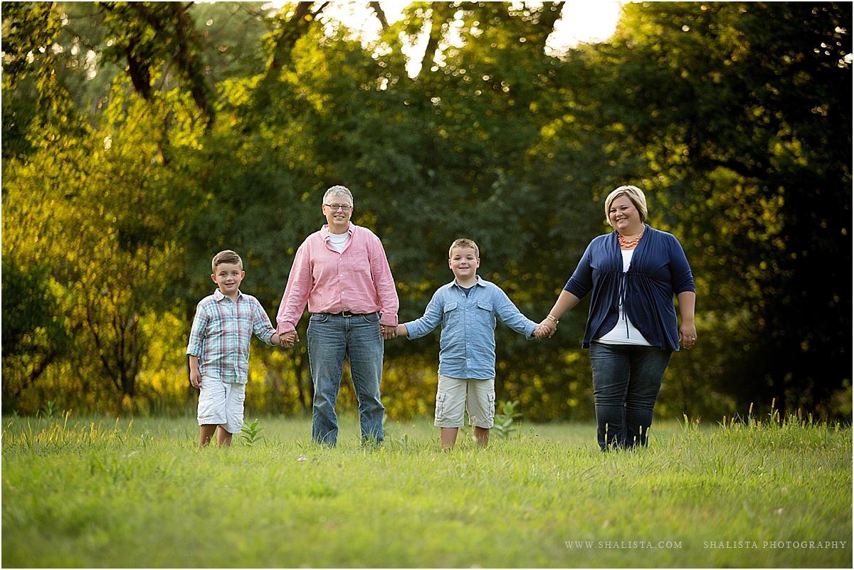 Family Evening Walks