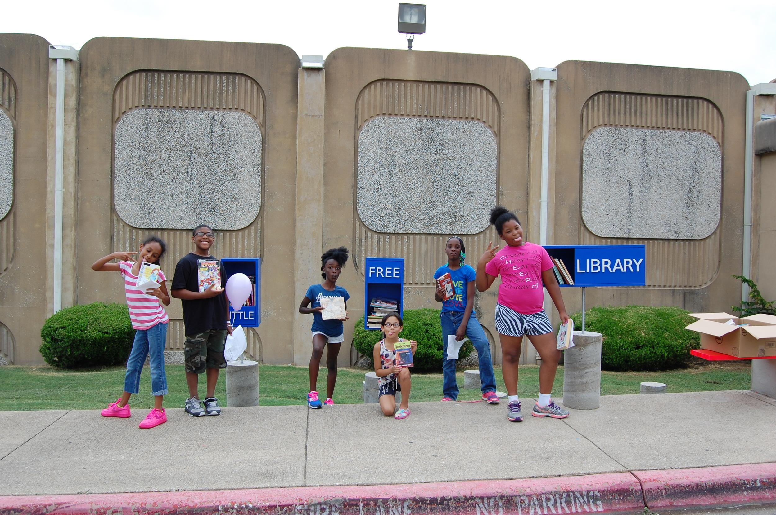 YMCA Moorland Libros Libres