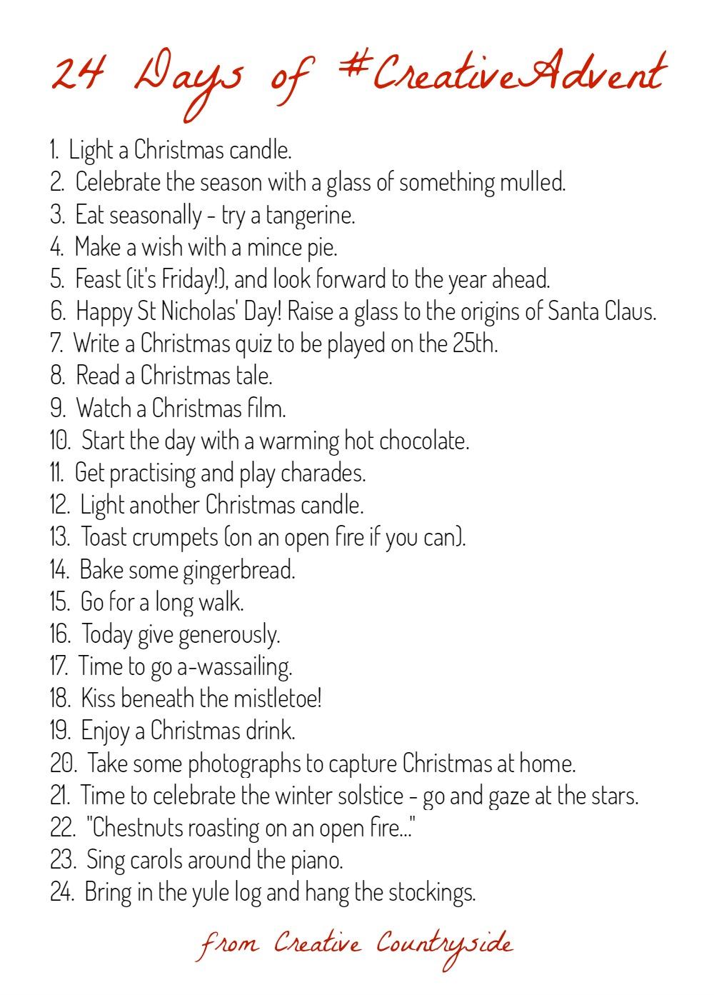 Creative-Advent