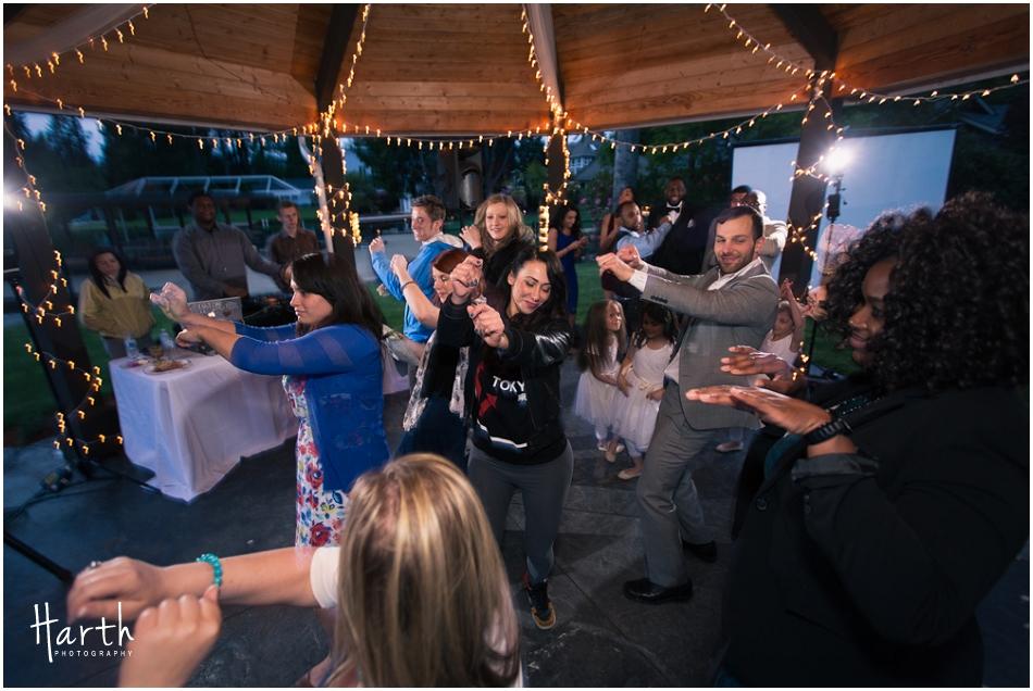 Wedding Reception Dance - Harth Photography