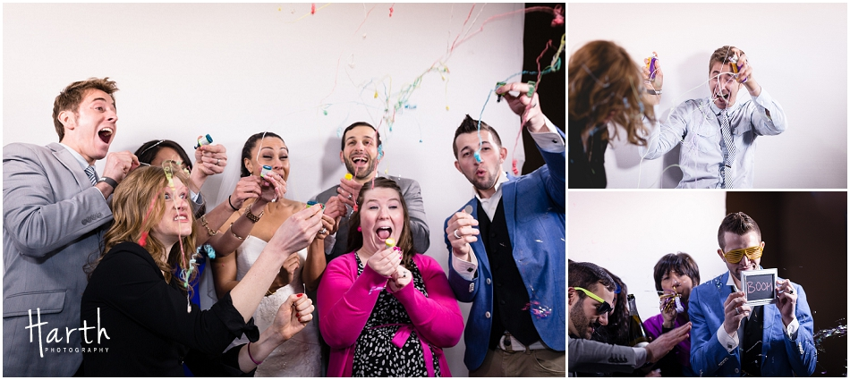 Wedding Party - Harth Photography