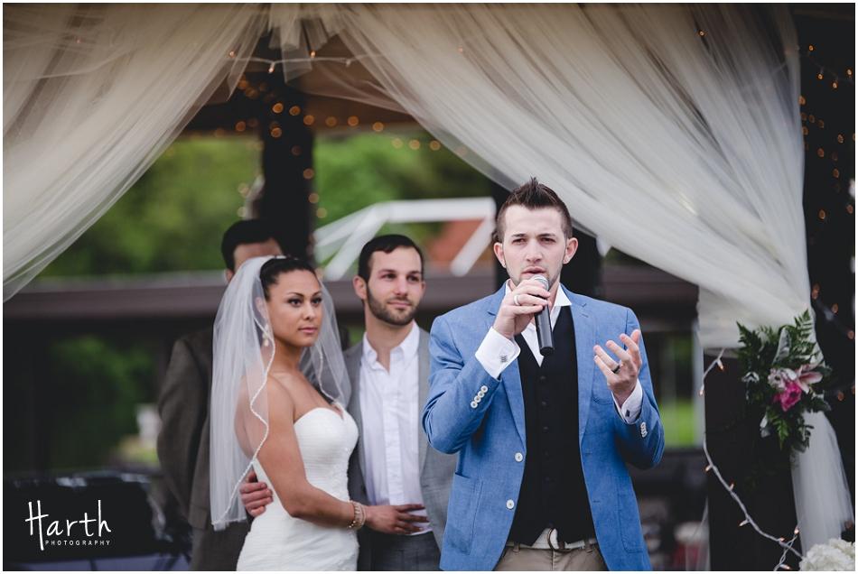 Wedding Ceremony Rap/Song - Harth Photography