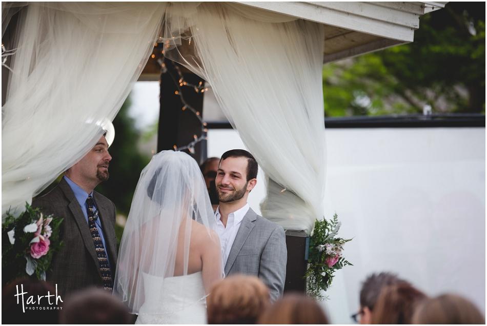 Wedding Ceremony - Harth Photography