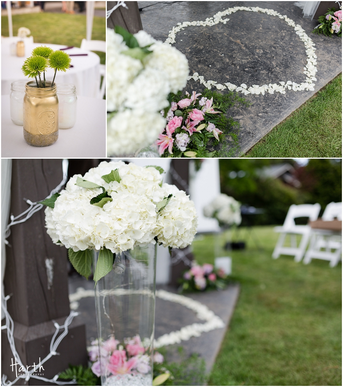 Lake side wedding venue - Harth Photography