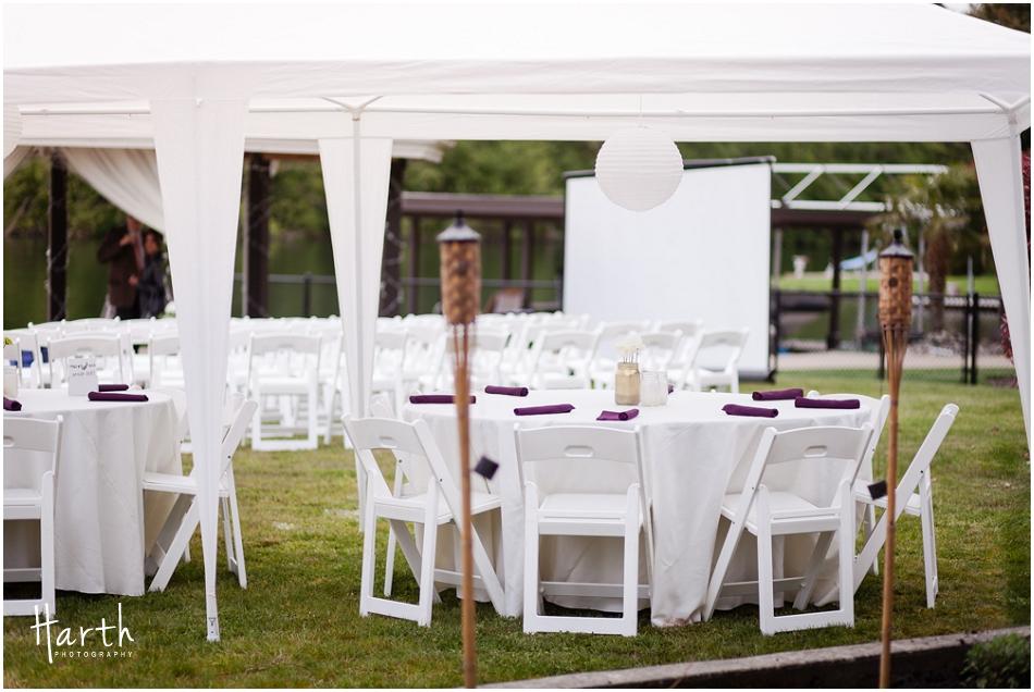 Wedding Table Settings - Harth Photography