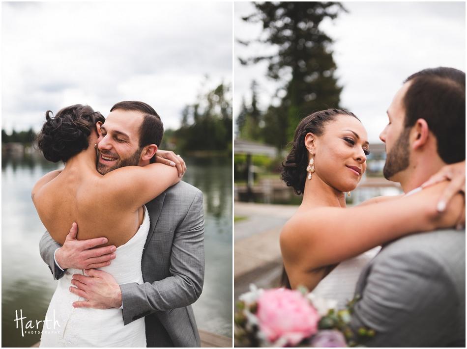 Hugs and Kisses - Harth Photography