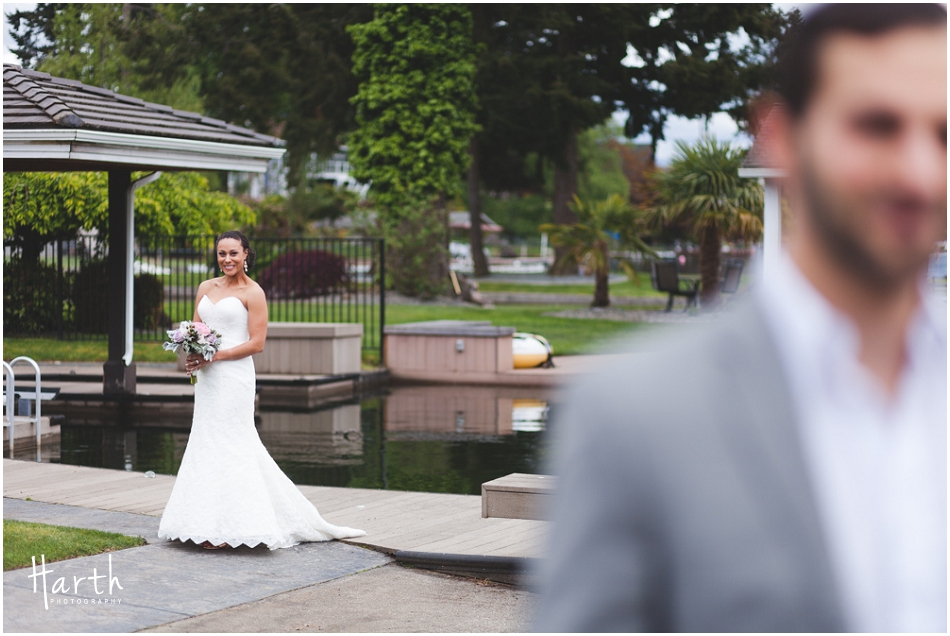 First Wedding Reveal - Harth Photography