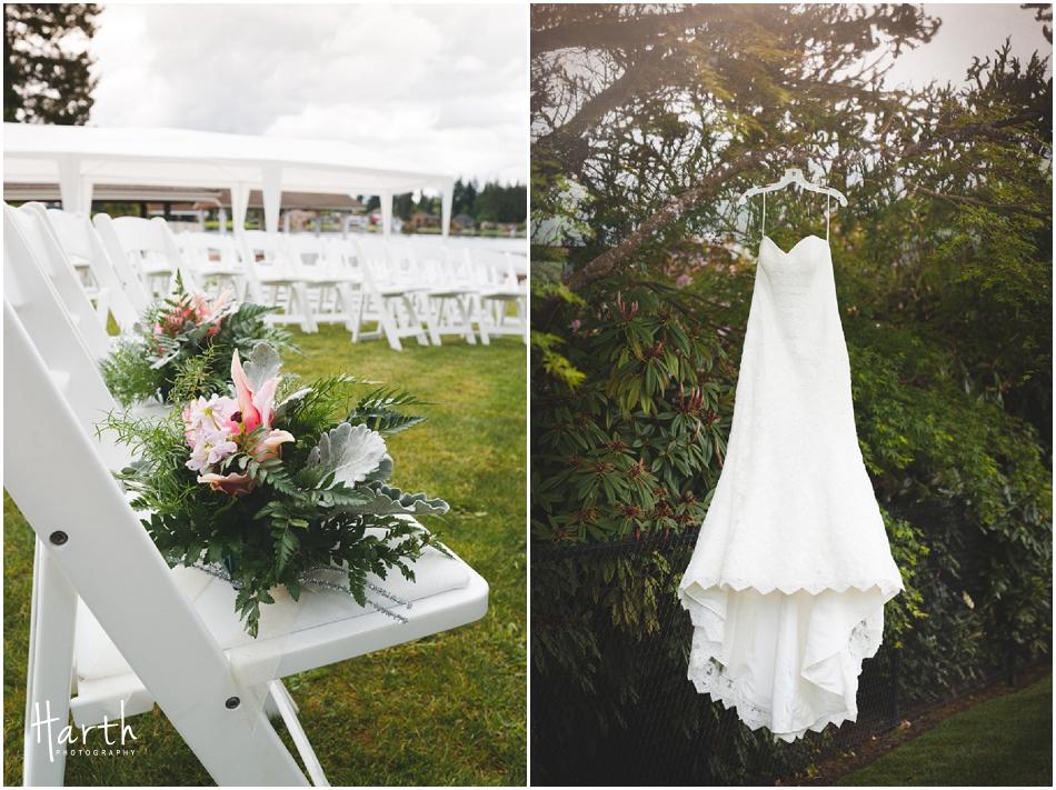 Vintage Brides Wedding Dress - Harth Photography