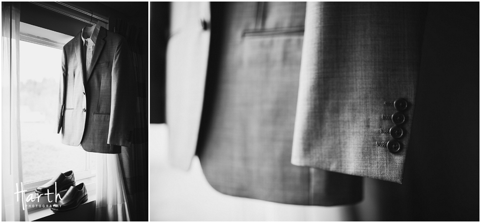 The Grooms Suit - Harth Photography