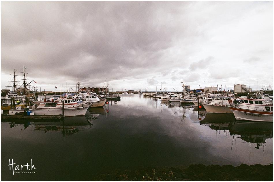 Westport, Washington Harbor