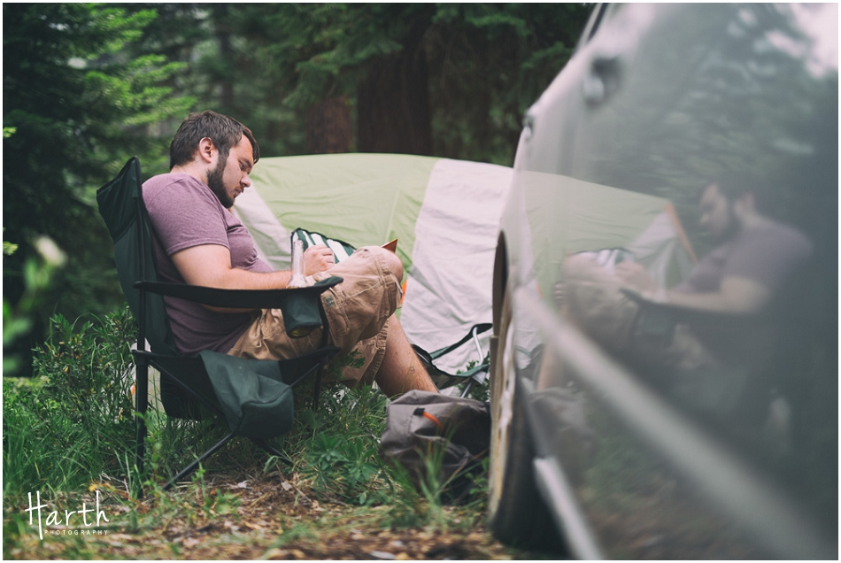 The Relaxed Camper
