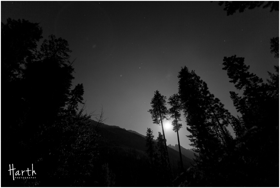 Night in Leavenworth