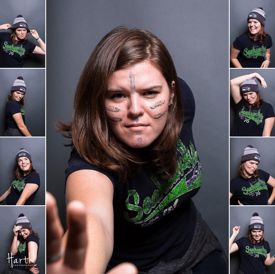 Seahawks XLIX Portraits