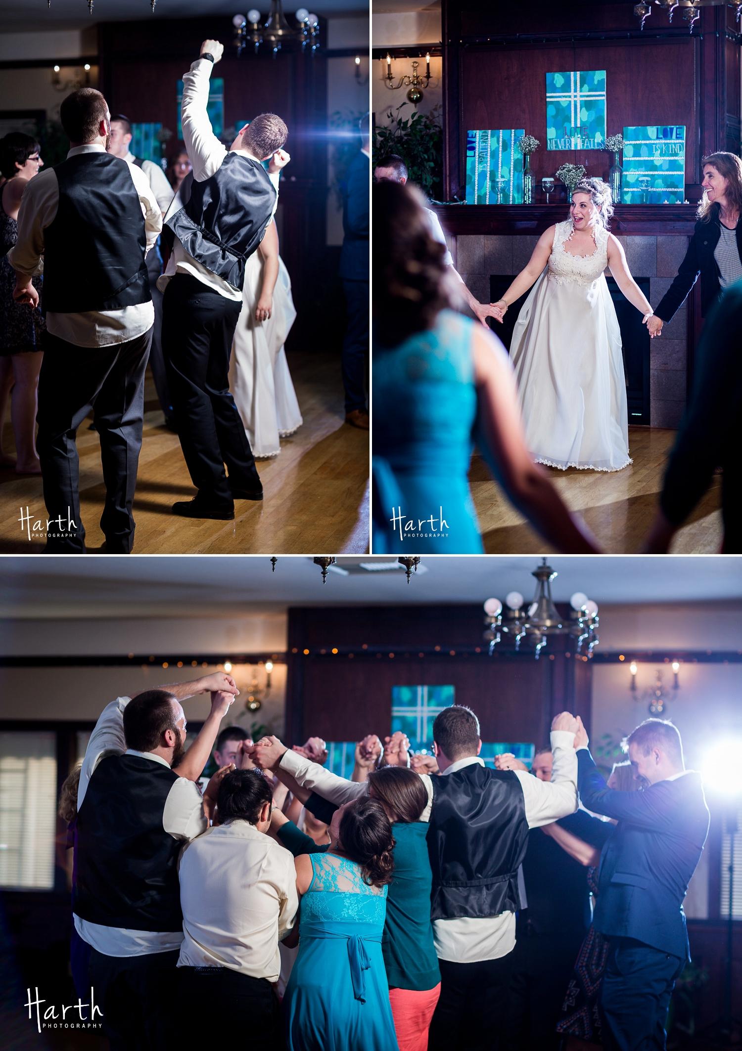 Bothell Wedding Reception