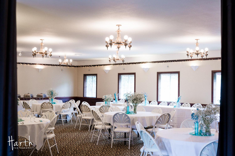 Country Village Wedding Reception Venue