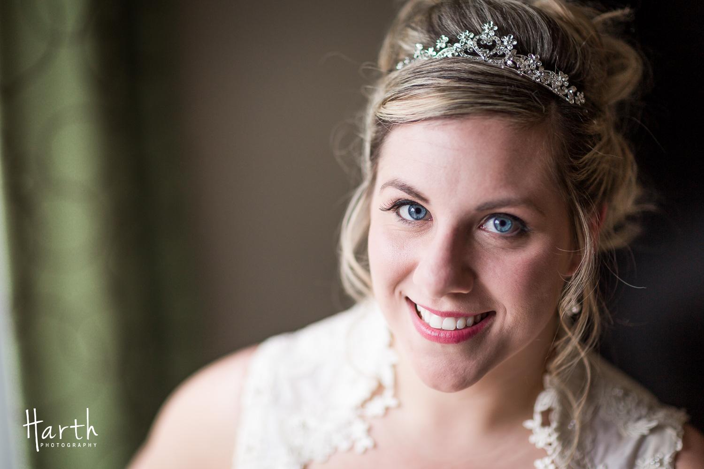 Bothell Bridal Portrait