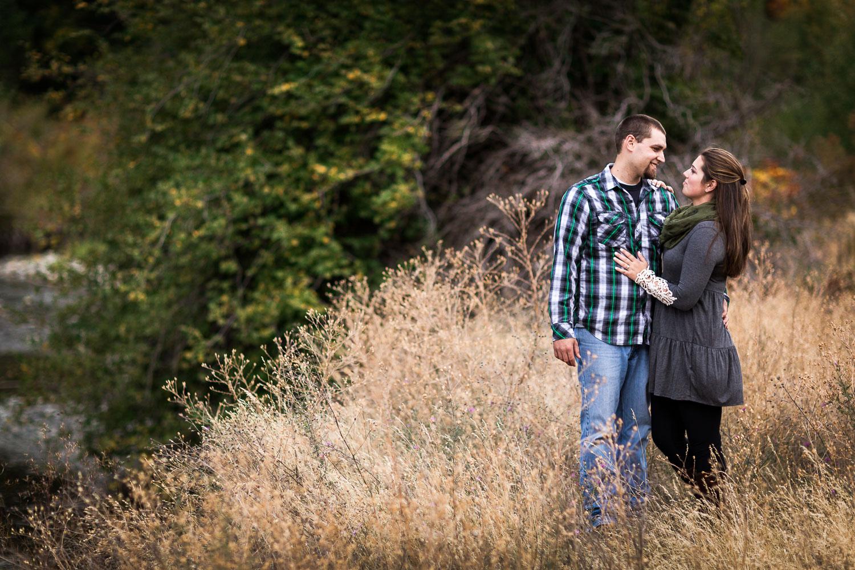 Big Creek Cle Elum Engagement