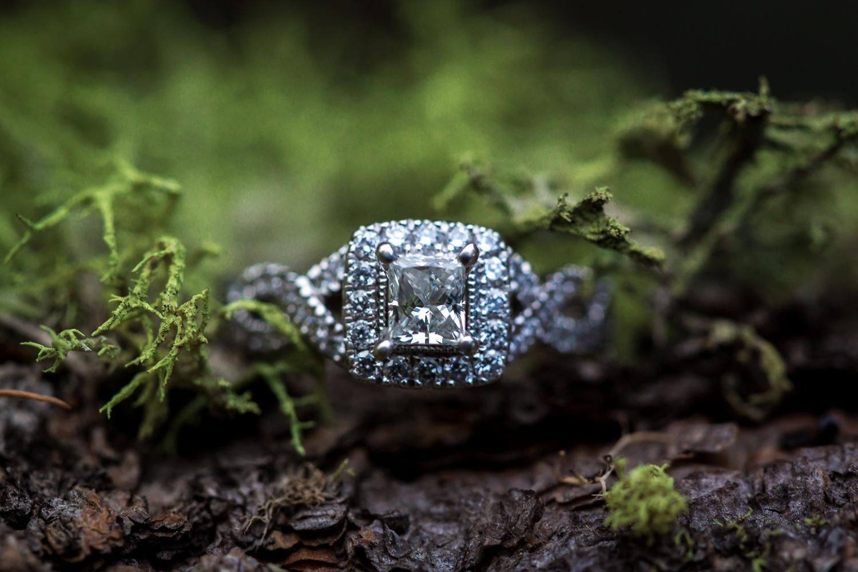 Big Creek Cle Elum Engagement Ring
