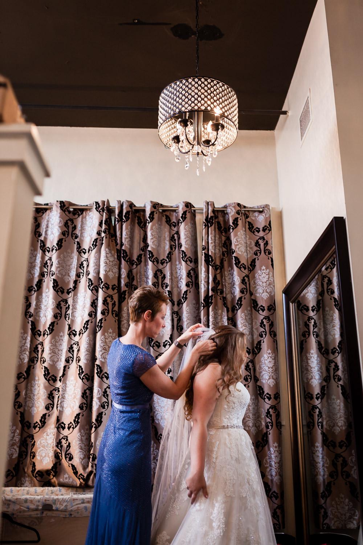 Monte Cristo Ballroom Bridal Room