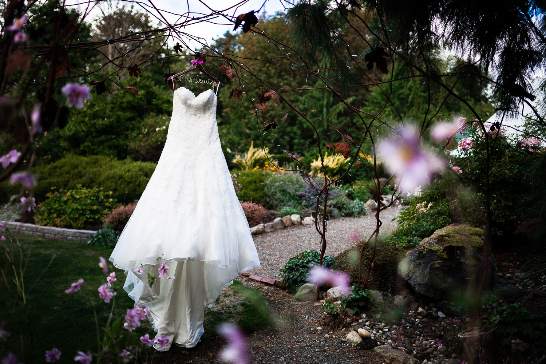 Wedding Dress - Twin Willow Gardens
